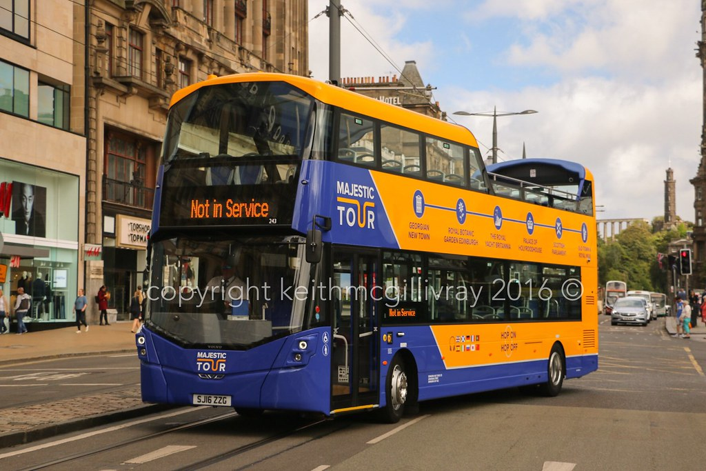 Bus Tours From Kitchener