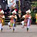 Baris Dance by bayumahardika