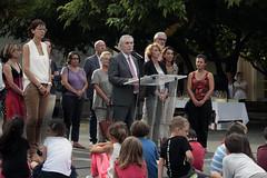 Inauguration : des nouveaux noms pour les écoles