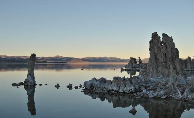 Mono Lake Tufa
