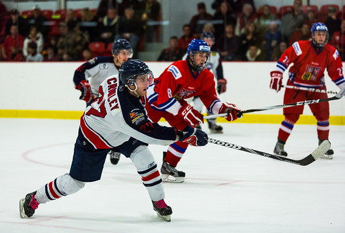 Bridgewater Lumberjacks/Czech Republic Junior National Hockey Team - November 2, 2012