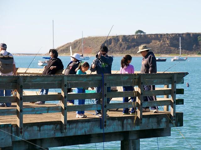 Flickr photo sharing for Half moon bay pier fishing