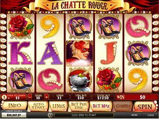 La Chatte Rouge™ Slot Machine Game to Play Free in Playtechs Online Casinos