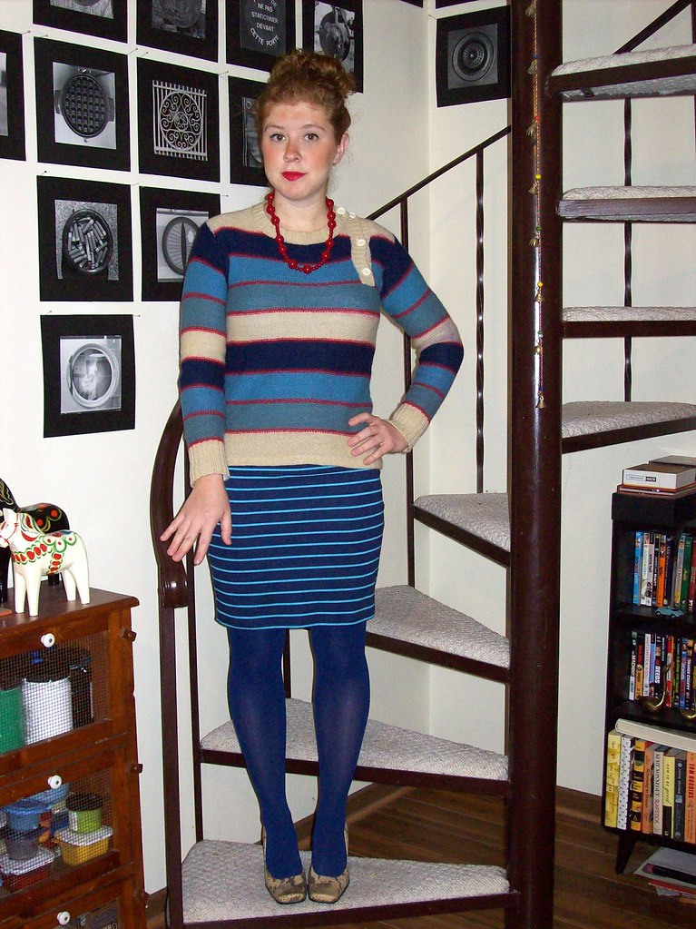 11-6-12 More blue stripes