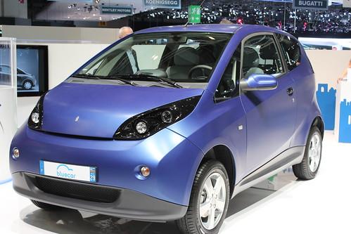 Pininfarina BlueZero