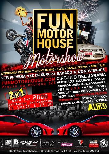FunMotorHouse Motorshow 2012