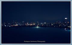 City over the edge