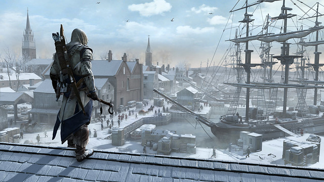 Assassin's Creed III - Boston