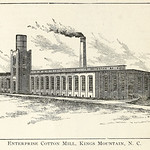 Enterprise Cotton Mill, Kings Mountain, NC