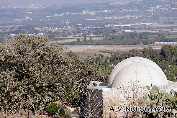 View of Jezreel Valley