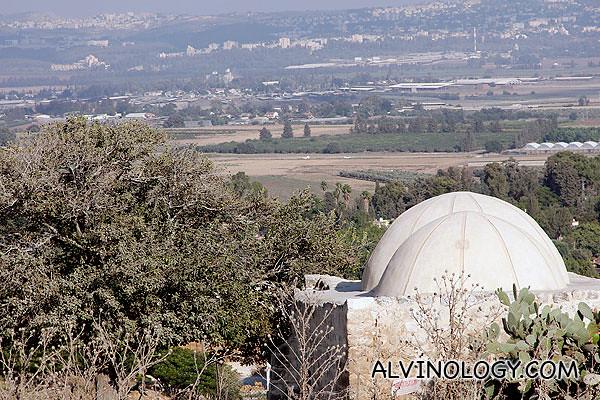 View of Jezreel Valley