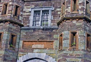 Kuva Cork City Gaol lähellä Cork. city ireland urban building brick stone architecture landscape bars cork political prison jail historical gaol prisoner imprisonment corkcitygaol