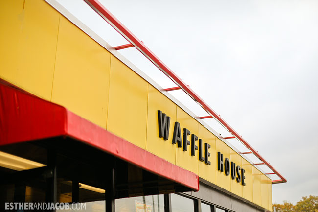 Waffle House | Places to Eat in Atlanta | Foodie Fridays