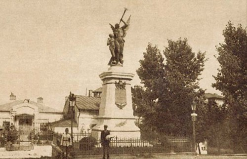 Monumentul Eroilor Pompieri