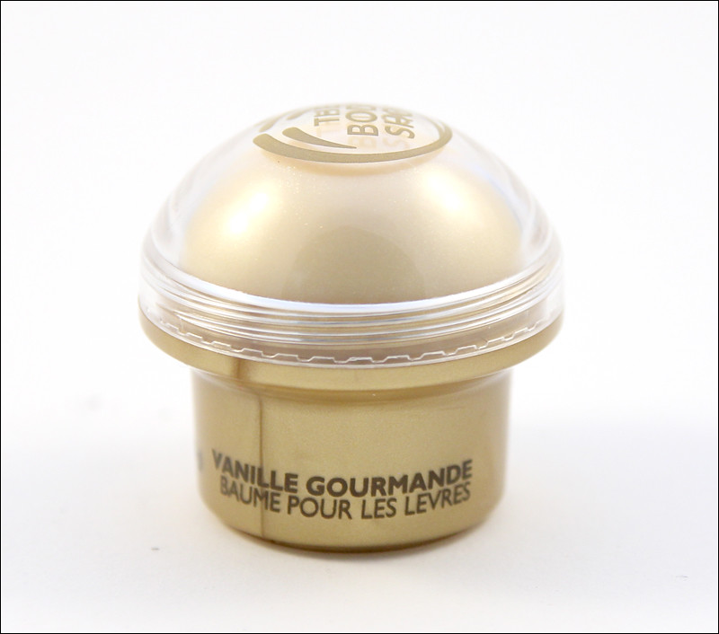 TBS vanilla bliss lip dome