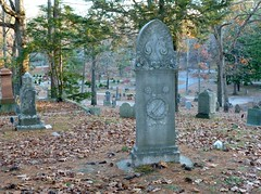 Alcott family plot
