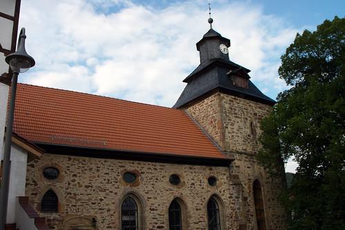 St. Marien, Seeba