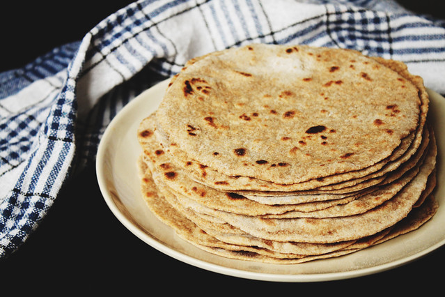 037 Whole Wheat Flour Tortillas
