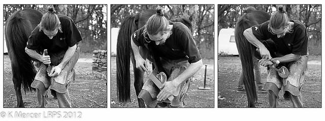 Pony Pedicure