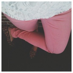 flamingo. #fromwhereistand #cheetahprint #vscocam