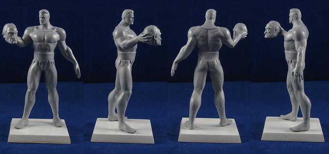 Golden Age Comics Figurine Collection 8183970878_664c803a54_z