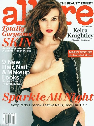 keira knightley topless allure