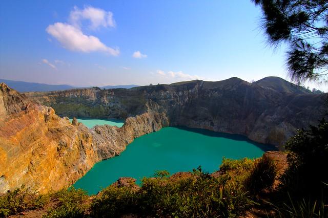 Kelimutu Eastern Crater