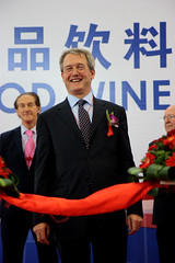 Owen Paterson in China