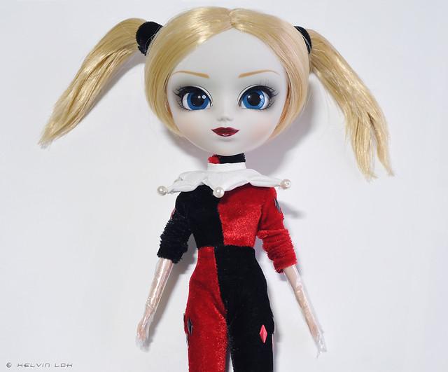 Pullip Harley Quinn