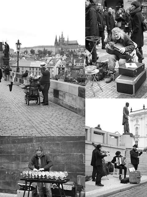 Musique à Prague