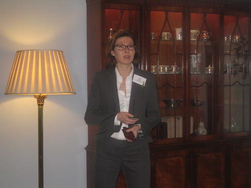 New member Tatjana Bogusevica from Consillieri