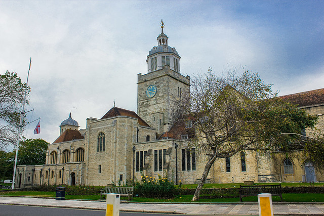 Catedral de Portsmouth