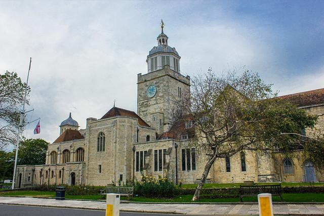 Catedral de Portsmouth