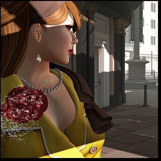 I shopped at Ann Taylor in SL 2