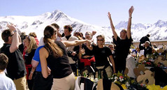 Fermomag: Sciare a tempo di rock: Ischgl / Ski and rock: Ischgl