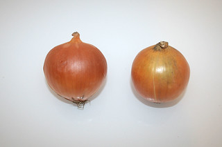 04 - Zutat Zwiebeln / Ingredient onions
