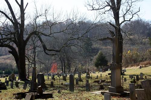Bee Spring Graveyard