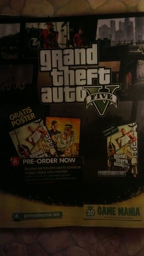 Выход GTA 5 на PC