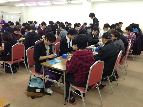 GPT Nagoya - Chiba 2nd : Hall