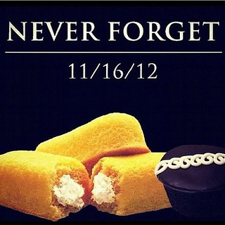 #Hostess #Twinkies