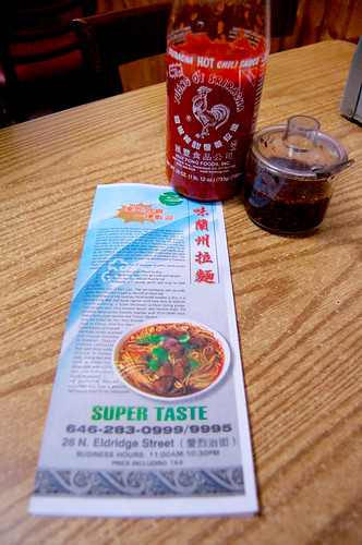 super taste