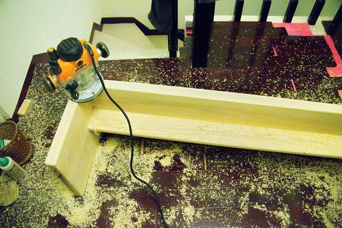 木工 板凳 20121120_1