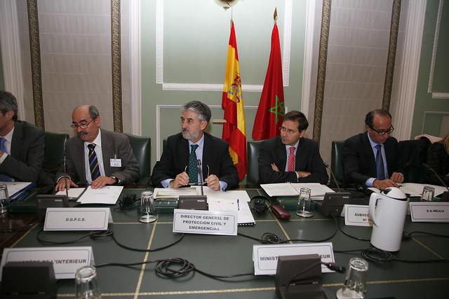 El subsecretario del ministerio del interior luis aguiler for Competencias del ministerio del interior