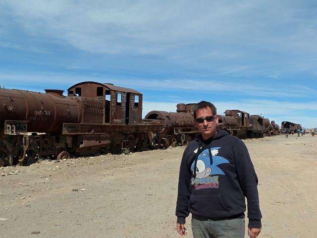 Sele en Uyuni (Bolivia)