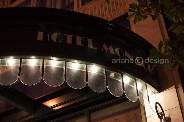 Portland/Kimpton Monaco Hotel