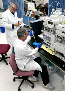 National Center for Toxicological Research Mass Spectrometry Laboratory (FDA 129)