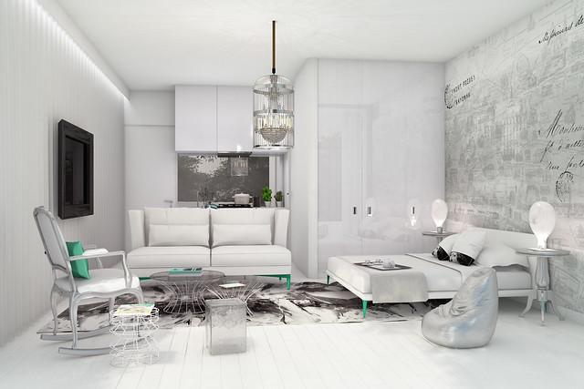 Minimal_Interior Design Inspiration