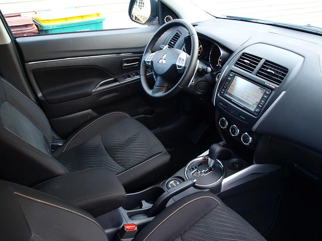 2013 Mitsubishi Outlander Sport 7