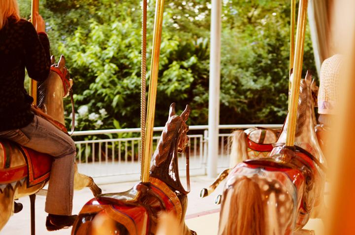 carousel hoof