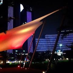 Urban Lights of Kuwait